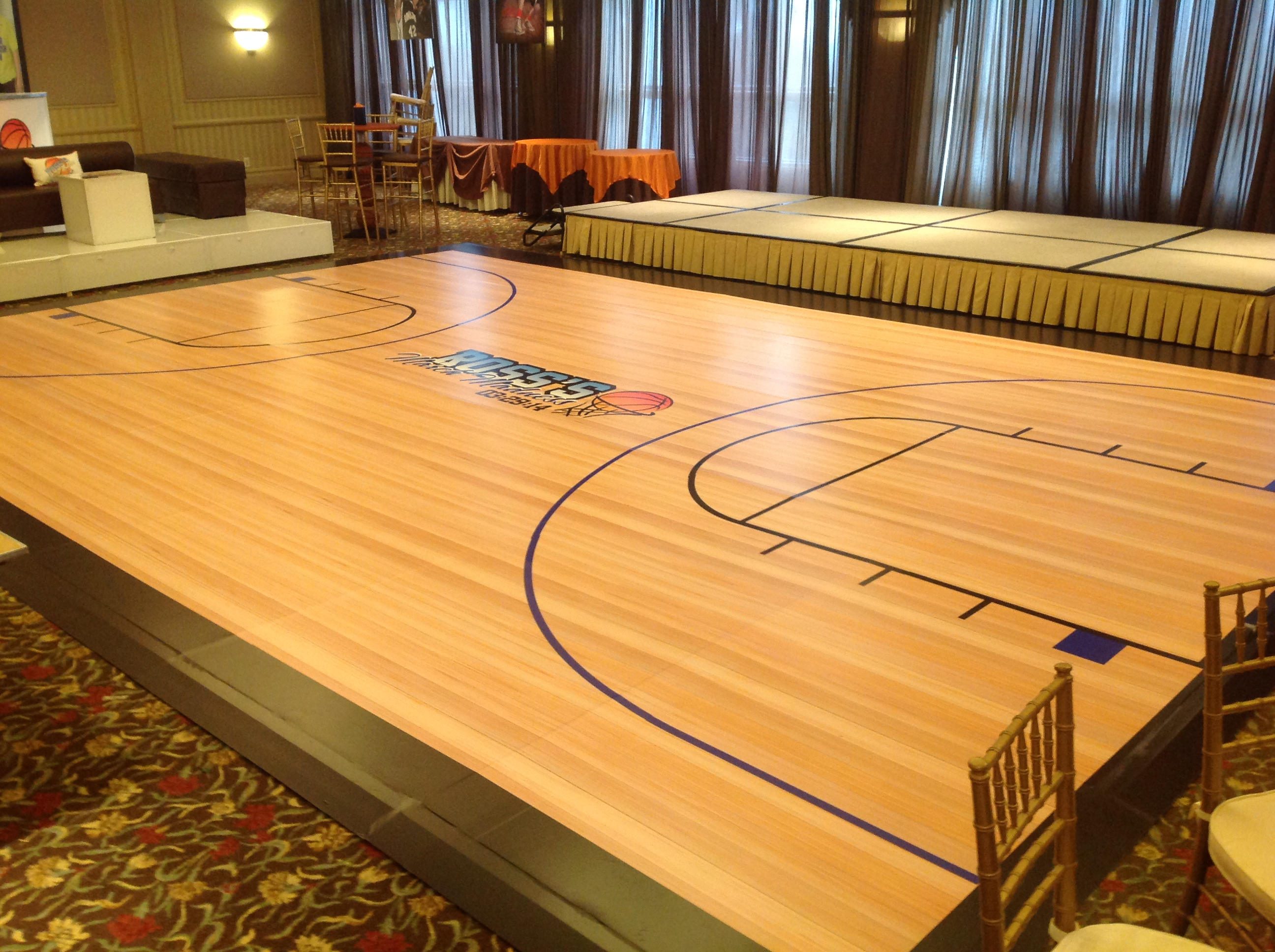 Floor Graphics | Floor Decals