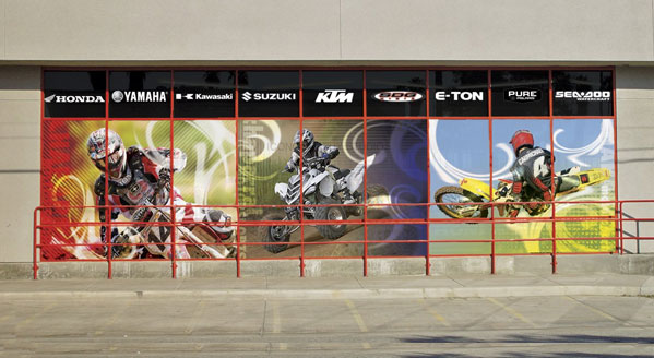 Storefront Window Graphics - Bombshell Graphics